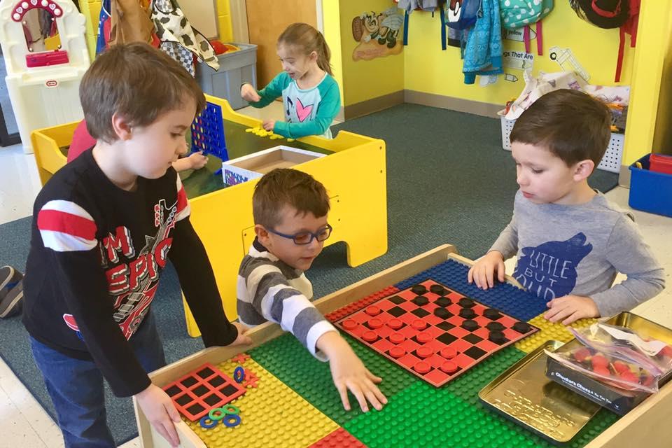 Preschool Programs - Bethlehem United Methodist Church - Moneta VA